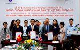 Ký kết chương trình hợp tác phòng, chống kháng kháng sinh tại Việt Nam 2021 - 2023