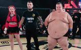 Thể thao - Video: Nữ võ sĩ lạnh lùng hạ knock out đối thủ nam nặng tới 240kg