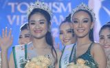 """Tin tức giải trí - Video: Màn trao giải """"chưa từng có tiền lệ"""" tại cuộc thi Hoa khôi Du lịch Việt Nam 2020"""