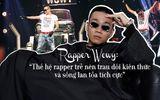"""Giải trí - """"Lão đại"""" Wowy: Thế hệ rapper trẻ nên trau dồi kiến thức và sống lan tỏa tích cực"""