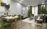 Quyền lợi tiêu dùng - Mẫu thiết kế nội thất cho những gia chủ yêu màu xanh
