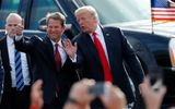 """Tin thế giới - Tổng thống Trump: """"Tôi hối hận vì từng ủng hộ Thống đốc Kemp tại Georgia"""""""