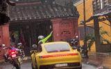 Tin trong nước - Trích xuất camera truy tìm đoàn xe hạng sang ngang nhiên vào đường cấm trên phố cổ Hội An