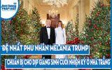 Tin thế giới - Video: Đệ nhất phu nhân Melania Trump chuẩn bị cho dịp Giáng sinh cuối nhiệm kỳ ở Nhà Trắng
