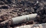 Tin trong nước - Hải Dương: Phát hiện quả bom nặng 260kg nằm dưới đầm sen