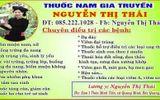 Sức khoẻ - Làm đẹp - Lương y Nguyễn Thị Thái và bài thuốc Nam cổ phương chữa bệnh hiệu quả