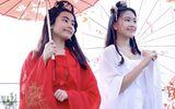 """Chuyện làng sao - Con gái MC Quyền Linh xinh đẹp như """"tiểu tiên nữ"""" khi diện đồ cổ trang"""