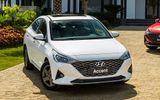 Ôtô - Xe máy - Bảng giá xe ô tô Huyndai mới nhất tháng 12/2020: Mẫu sedan Huyndai Accent 2021 giữ nguyên giá 426,1 triệu đồng