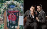 """Cộng đồng mạng - Cặp đôi đồng tính tổ chức đám cưới, nhan sắc khiến dân mạng """"đứng ngồi không yên"""""""