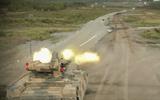 """Tin thế giới - Nga vận hành """"cỗ máy chiến tranh"""" BMPT Terminator có thể sống sót sau vụ nổ hạt nhân"""