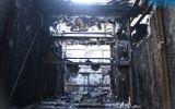 Tin trong nước - Hà Nội: Hiện trường vụ cháy hệ thống điều hòa, hàng trăm cư dân hoảng loạn bỏ chạy