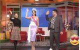 Giải trí - Video: Vừa đâng quang, tân Hoa hậu Đỗ Thị Hà đã bị soi vòng 2 kém thon gọn