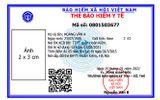 Tin trong nước - Từ 1/4/2021 sẽ sử dụng mẫu thẻ BHYT mới
