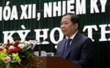 Ông Nguyễn Phi Long được bầu làm Chủ tịch UBND tỉnh Bình Định