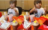 """Cậu bé 4 tuổi lén lấy điện thoại của mẹ chốt đơn """"khủng"""", phản ứng """"bá đạo"""" khi bị phát hiện"""