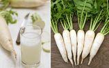 """Loại củ được ví như """"nhân sâm trắng mùa đông"""", đem lại 8 lợi ích sức khỏe tuyệt vời"""