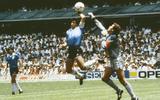 """Maradona cùng khoảnh khắc """"Bàn tay của Chúa"""" được đề xuất in lên tiền giấy"""