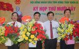 Tân Chủ tịch UBND tỉnh Đồng Tháp vừa được bầu là ai?