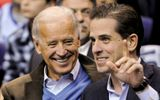 Con trai ông Joe Biden bị điều tra thuế