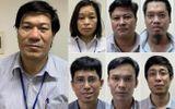 """Sáng nay (10/12), cựu Giám đốc CDC Hà Nội """"thổi giá"""" máy xét nghiệm COVID-19 hầu tòa"""