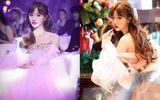 """""""Visual công chúa"""" của Khổng Tuyết Nhi lấn át dàn mỹ nhân Hoa ngữ trên thảm đỏ"""