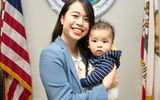 Cô gái gốc Việt 25 tuổi trở thành thị trưởng một thành phố ở California