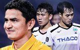 """Tân HLV trưởng Kiatisask cùng HAGL """"đối đầu"""" CLB Sài Gòn vòng mở màn V.League 2021"""