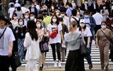 Số ca nhiễm COVID-19 trong ngày tại Nhật Bản vượt qua 3.000