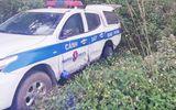 """Vụ tài xế say xỉn húc văng xe CSGT Hòa Bình xuống vệ đường: Danh tính """"ma men"""""""
