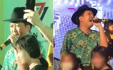 Cư dân mạng tranh cãi hình ảnh Trường Giang rơi lệ trên sân khấu, khán giả chen chúc chụp hình