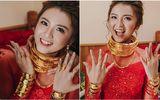"""""""Theo chồng bỏ cuộc chơi"""", cô gái được tặng 14 cây vàng cùng của hồi môn hơn 5 tỷ đồng"""