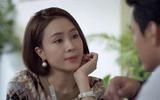"""Hướng dương ngược nắng tập 2: Minh Châu (Hồng Diễm) """"dằn mặt"""" bạn trai Trung Kiên nếu có ý định phản bội"""
