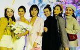 """Dàn diễn viên """"hot"""" nhất màn ảnh VTV hội ngộ mừng đám cưới MC Thu Hoài"""