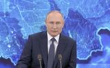 Tổng thống Putin: Nếu Nga can thiệp bầu cử Mỹ thì sao ông Trump lại thất bại?