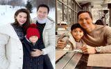 Hà Hồ khoe thiệp Giáng sinh Subeo gửi Kim Lý, tiết lộ mối quan hệ của con trai riêng và chồng