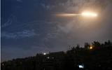 Hệ thống phòng không Syria đánh chặn hàng loạt tên lửa của Israel