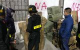 Vụ buôn lậu ở cửa khẩu Bắc Phong Sinh: Tạm đình chỉ 6 cán bộ, công chức