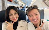 Đi cùng chuyến bay, ca sĩ Đàm Vĩnh Hưng không ngớt lời khen ngợi Hoa hậu Đỗ Thị Hà vì lý do này