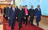 Chùm ảnh: Hội nghị Chính phủ với các địa phương