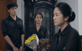 """Hướng Dương Ngược Nắng trích đoạn tập 7: Ông Đạt đột ngột qua đời, chị em Minh và nhà họ Cao """"đối đầu"""" trực tiếp"""