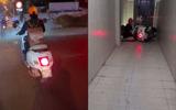 """Video: Bị đụng xe không được xin lỗi, thanh niên có pha xử lý """"bá đạo"""""""