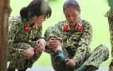 """Nam Thư lên tiếng bênh vực Khánh Vân giữa ồn ào trong """"Sao nhập ngũ"""""""
