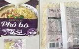 Vụ phở ăn liền bị thu hồi ở Hàn Quốc: Acecook Việt Nam lên tiếng