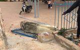 Điều tra vụ cổng trường bất ngờ đổ sập, một học sinh lớp 4 tử vong