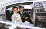 """Đám cưới Công Lý: Cận cảnh nhan sắc """"ngọt lịm"""", đẹp rạng ngời của cô dâu Ngọc Hà"""