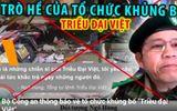 """Bộ Công an cảnh báo về tổ chức khủng bố nguy hiểm """"Triều đại Việt"""""""