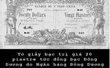 Những chuyện ít biết xung quanh đồng tiền Việt Nam (bài 4): Tiền giả nỗi kinh hoàng một thời