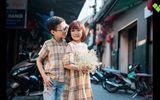 """Sau hơn một năm ngày cưới, cuộc sống của vợ chồng """"tí hon"""" như học sinh lớp 1 ra sao?"""