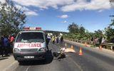 Kon Tum: Va chạm với xe tải, người đàn ông tử vong tại chỗ