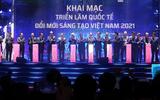 Công nghệ đột phá của Sunshine Group: Tâm điểm thu hút tại Triển lãm quốc tế Đổi mới sáng tạo Việt Nam 2021